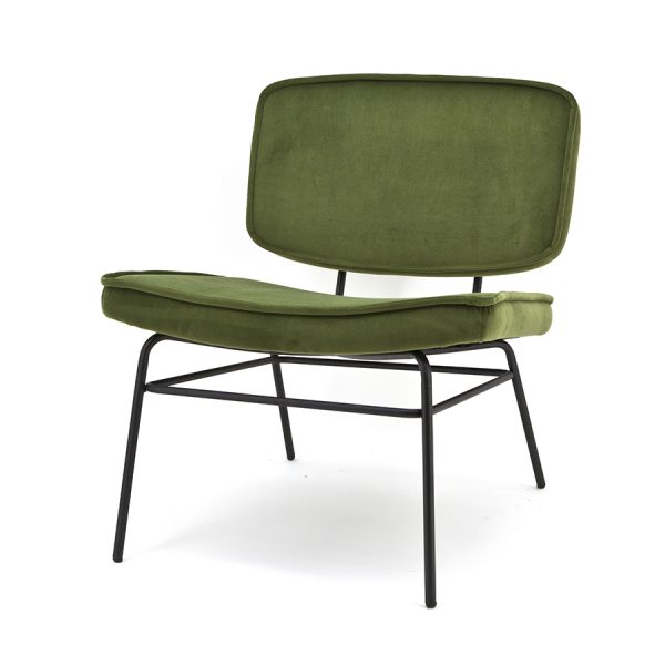 Fauteuil Vice - Olive