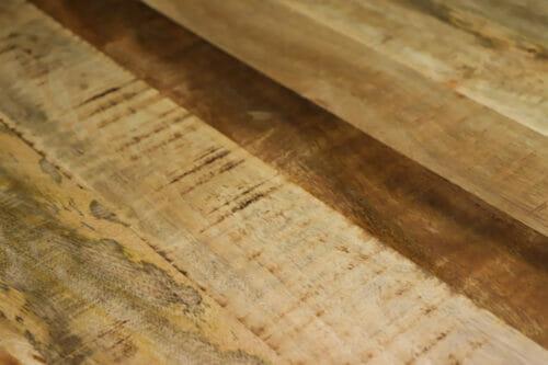 Eetkamertafel Iron Wood Deluxe - Mangohout bij Jeha de Meubelconcurrent