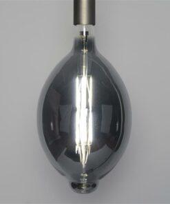 Lichtbron LED - Ovaal - Smokey Grey