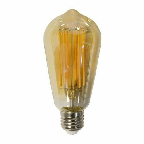 Lichtbron LED Druppel - 6W 2100K 450lm - Dimbaar bij Jeha de Meubelconcurrent