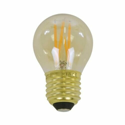 Lichtbron LED Bol - 4W 2100K 280lm - Dimbaar bij Jeha de Meubelconcurrent