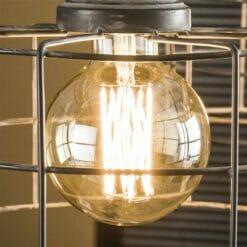 Lichtbron LED Buis - 6W - Dimbaar - Amber bij Jeha de Meubelconcurrent