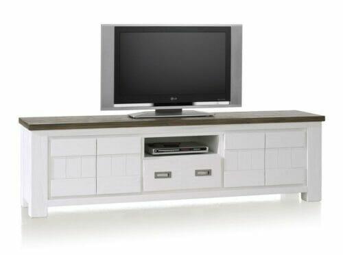 Tv-Dressoir Deaumain - 190 cm bij Jeha de Meubelconcurrent