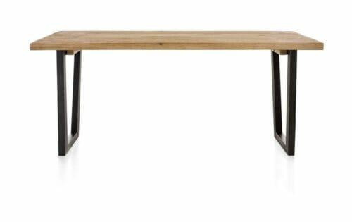 Eettafel Denmark - 160 cm bij Jeha de Meubelconcurrent