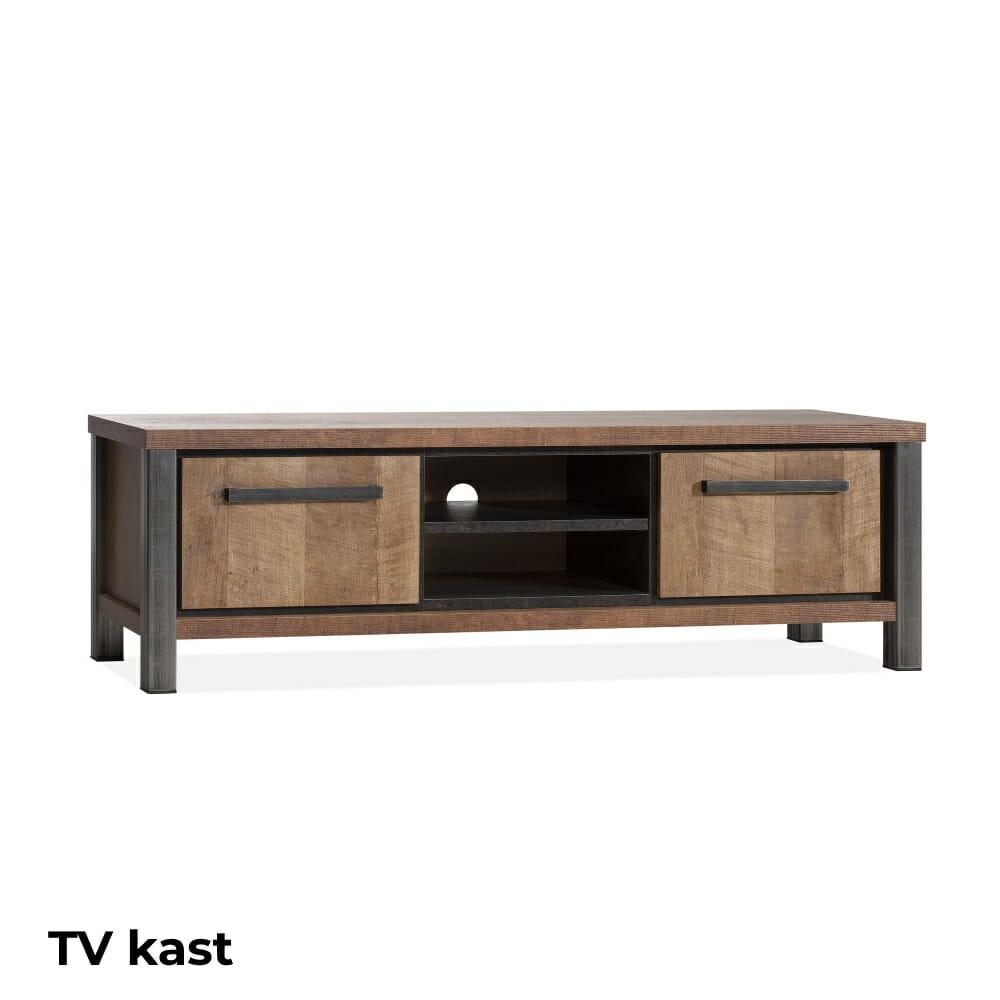 Tv Kast Alkmaar.Woonkamerset Alkmaar Jeha De Meubelconcurrent