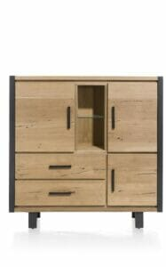 HappyAtHome Highboard Brooklyn