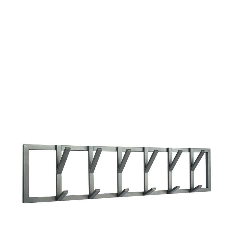 "<span class=""brand_prefix"">Label 51</span> Kapstok Frame – Burned Steel – Metaal – XL"