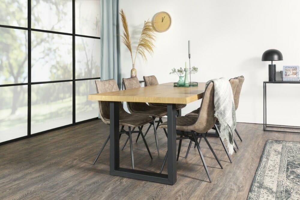 "<span class=""brand_prefix"">Style your Home</span> Eetkamertafel Filip – 160 cm"