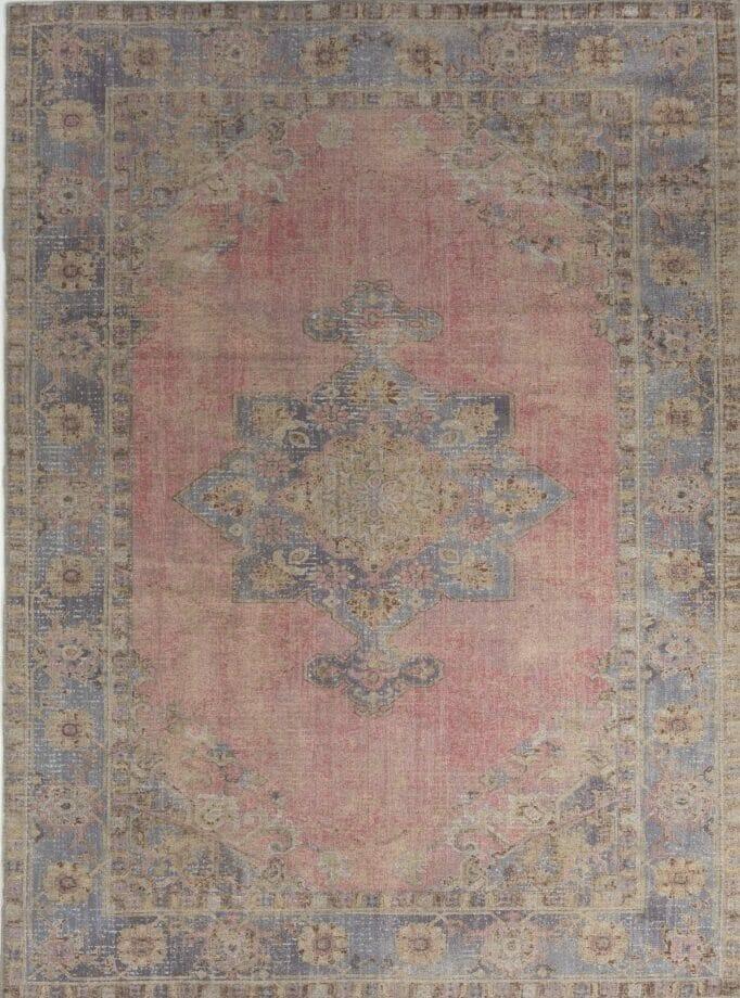 """<span class=""""brand_prefix"""">Style your Home</span> Karpet Haley – Roze – 200 x 230 cm"""