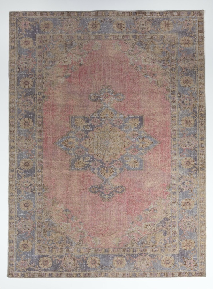 Style your Home Karpet Haley – 200 x 230 – Roze