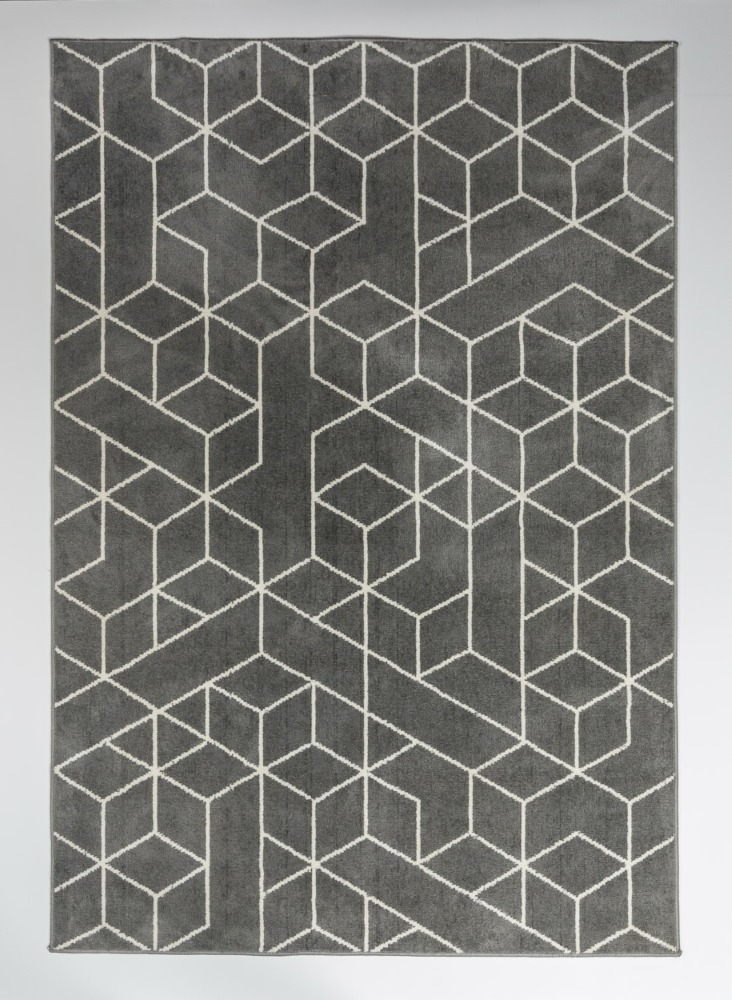 Style your Home Karpet Selma – 200 x 230 – Antraciet
