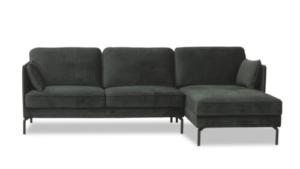 """<span class=""""brand_prefix"""">Style your Home</span> Hoekbank Dinand Rechts – Groen"""