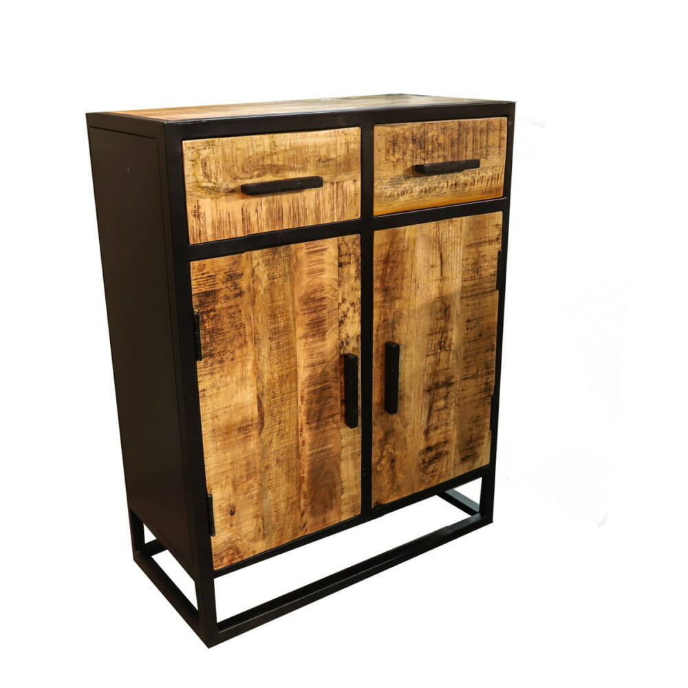 Jeha Home Collection Sideboard Mangohout Deluxe – Groot