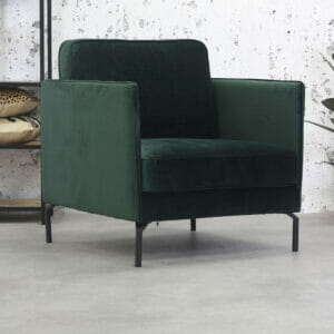 """<span class=""""brand_prefix"""">Style your Home</span> Fauteuil Dinand  – Groen"""