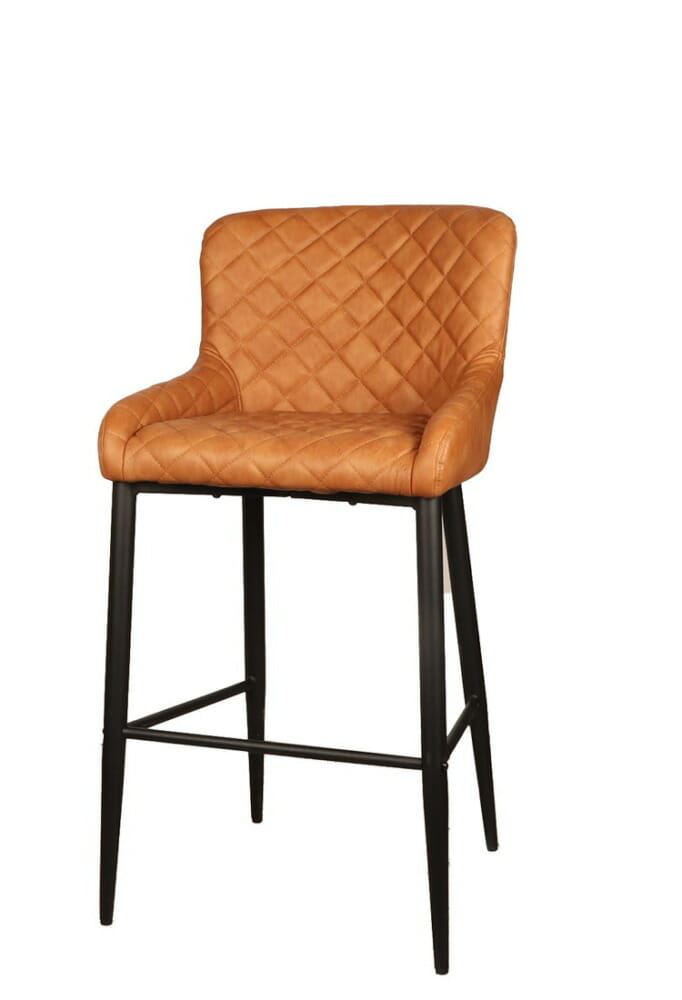 "<span class=""brand_prefix"">Jeha Home Collection</span> Barstoel Eric – Cognac"