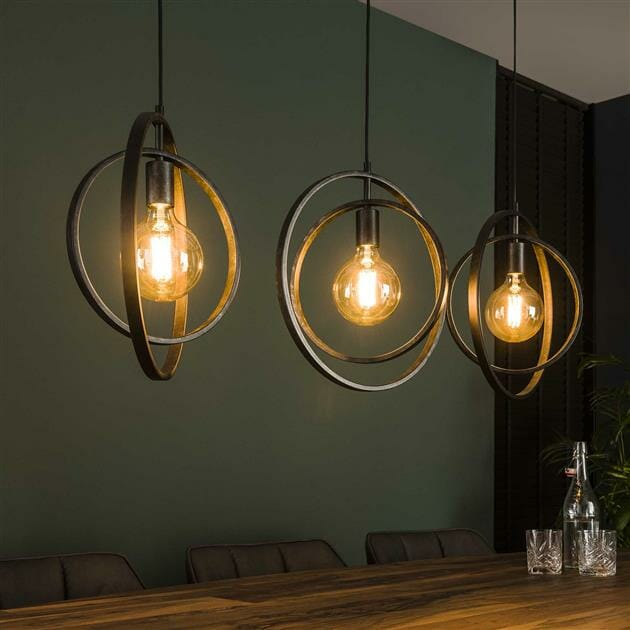 "<span class=""brand_prefix"">Rich Home</span> Hanglamp Orbit – 3 lampen"