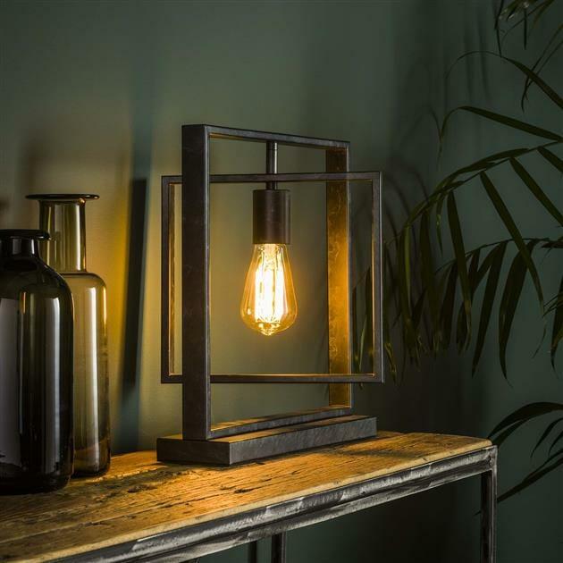 "<span class=""brand_prefix"">Rich Home</span> Tafellamp Frame – 1 lamp"