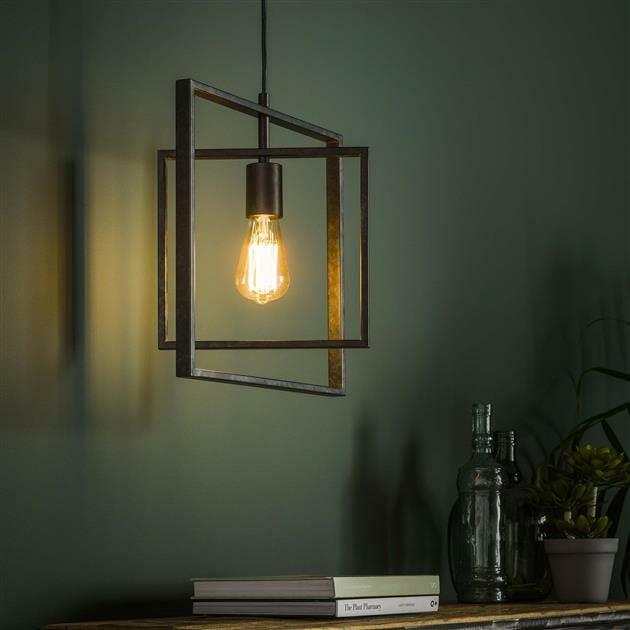 "<span class=""brand_prefix"">Rich Home</span> Hanglamp Frame – 1 lamp"