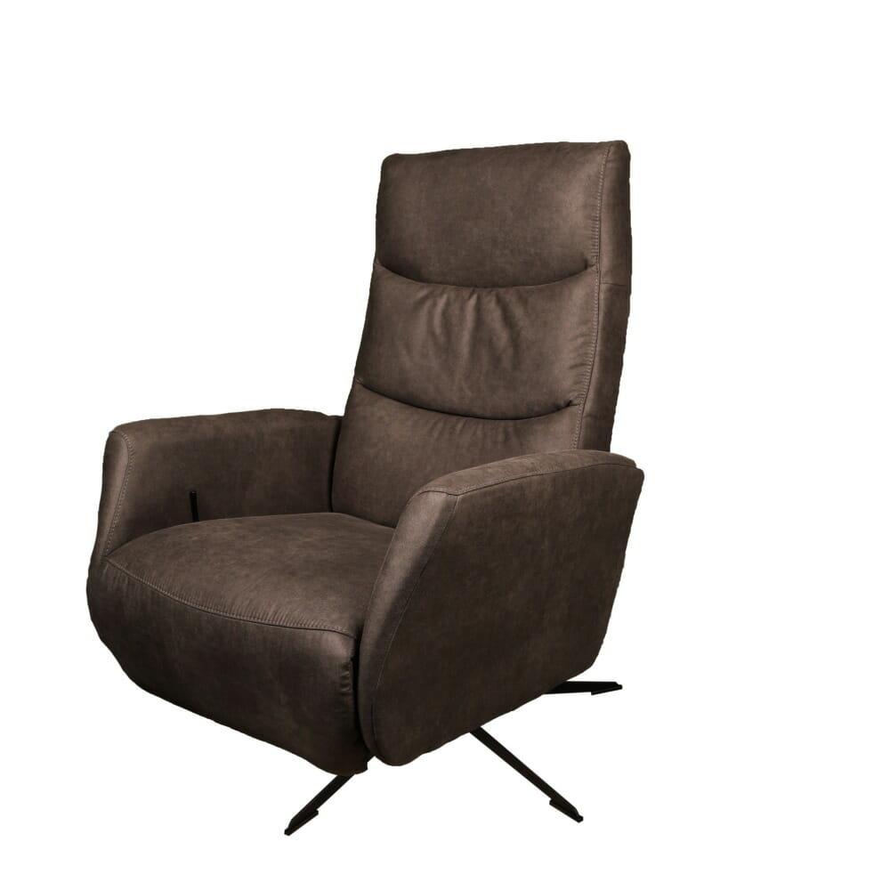 "<span class=""brand_prefix"">Jeha Home Collection</span> Elektrische Relaxfauteuil Ivaldi – Antraciet"