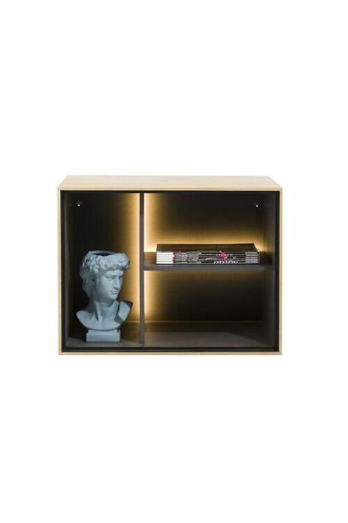 Opbergbox Elements Naturel - 45 x 60 cm bij Jeha de Meubelconcurrent