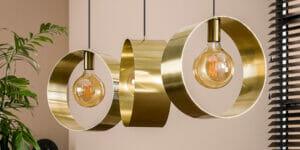 kleur goud interieur
