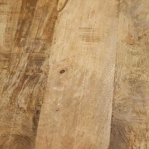 Driedelige Salontafelset Mangohout Deluxe - ACTIE SET bij Jeha de Meubelconcurrent